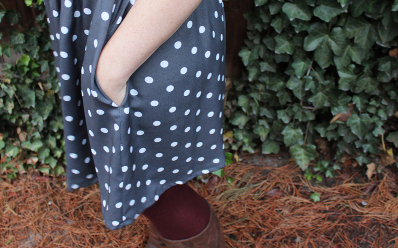 Dixie DIY Bonnel Dress by Helen's Closet