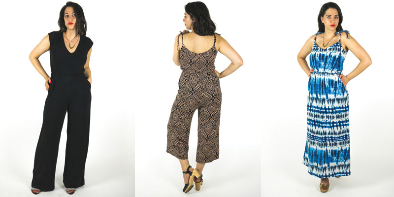 Closet Case Files Sallie Jumpsuit