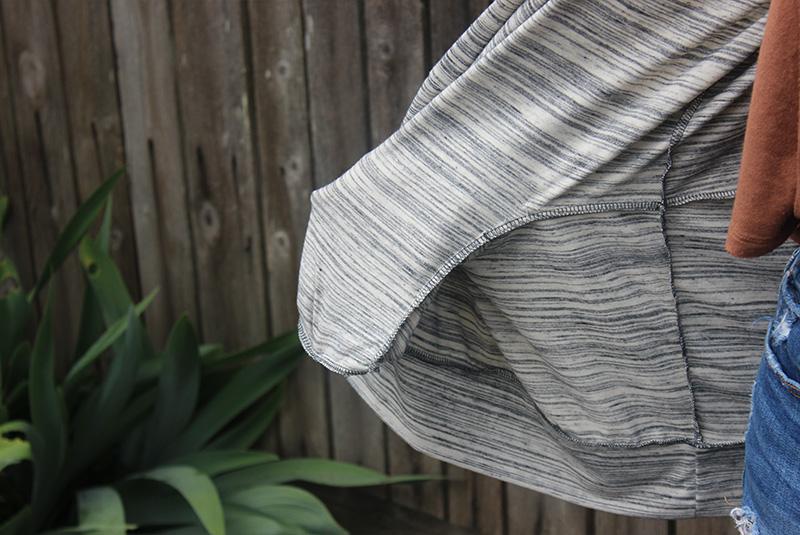 Grainline Studio Driftless Cardigan by Helen's Closet