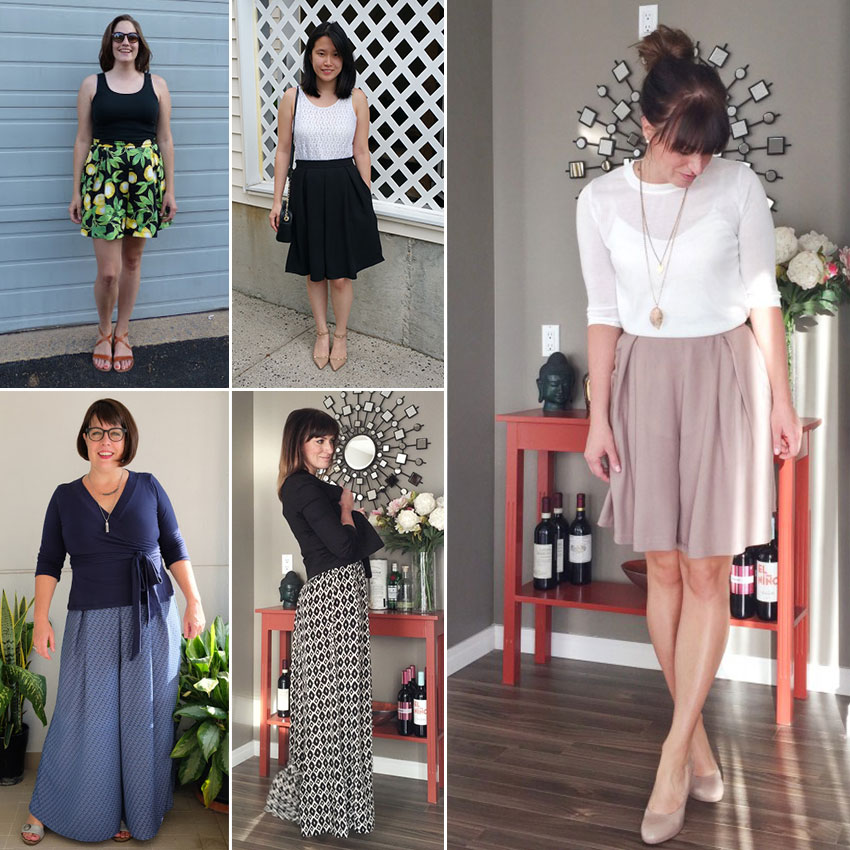 Winslow Culottes by Helens Closet
