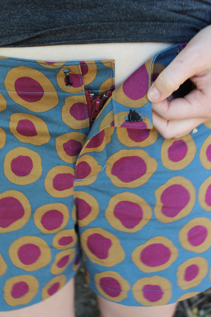 Alina Sewing and Design Co. Chi-Town Chinos by Helen's Closet
