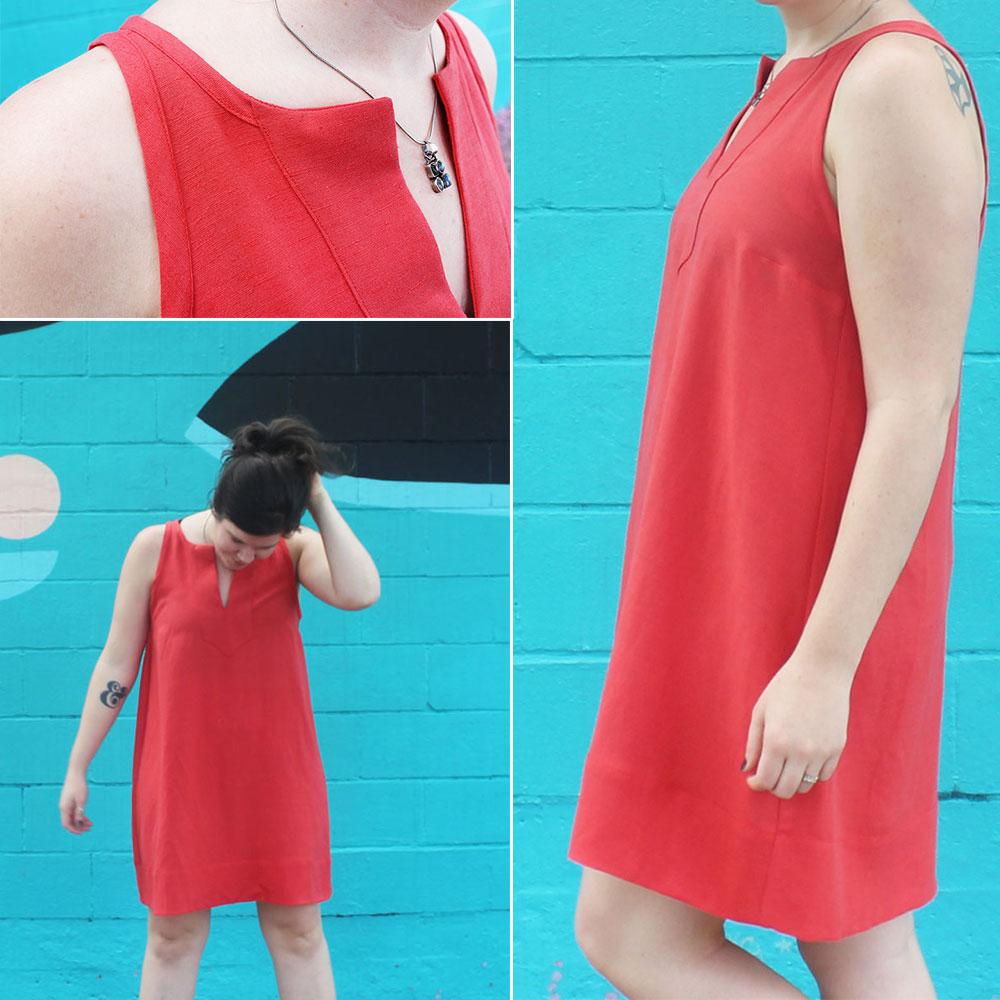 Colfax Dress