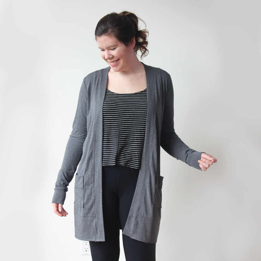 Blackwood Cardigan PDF Pattern – Helen's Closet