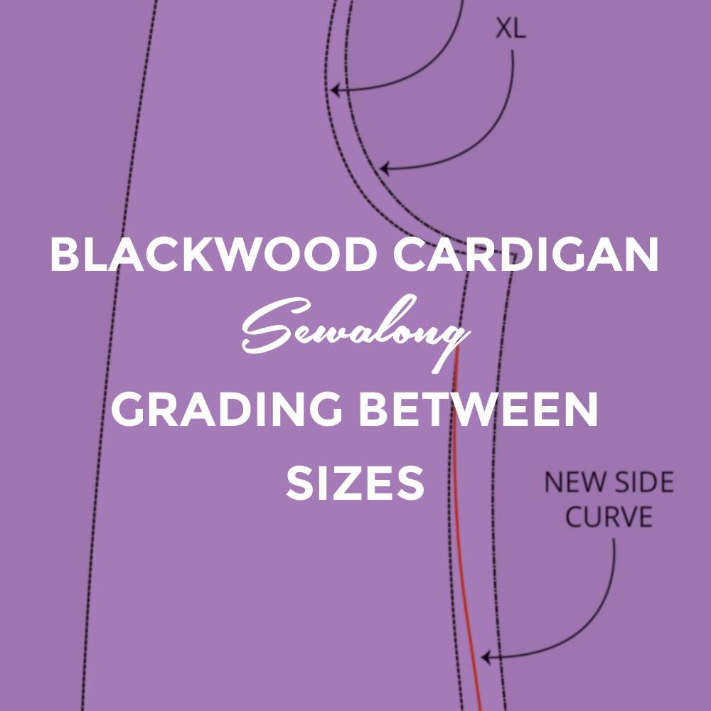 Blackwood Cardigan Sewalong