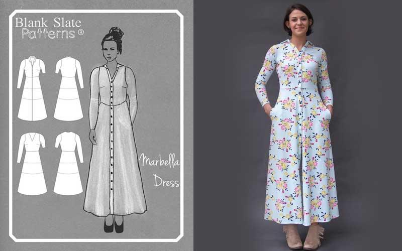 Indie, Darling : Best Shirtdress Patterns » Helen's Closet Patterns