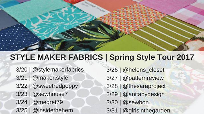 Style Maker Fabrics Tour
