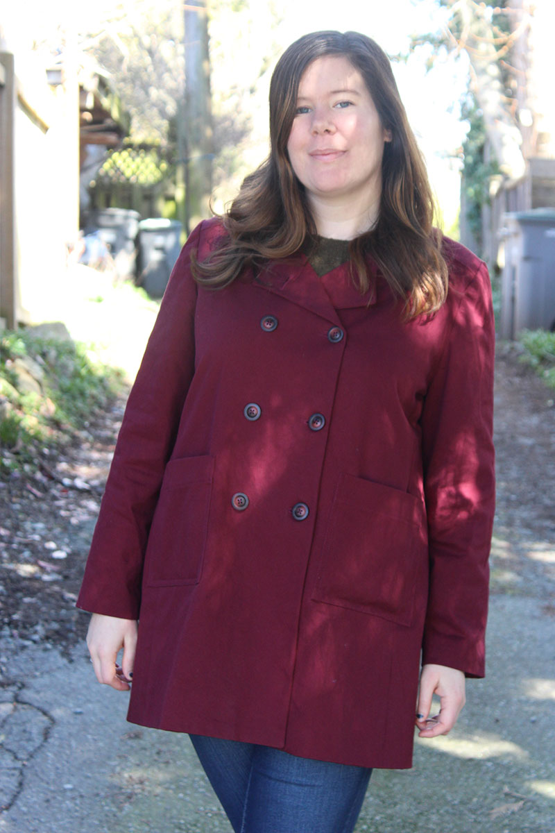 Christine Haynes Ellsworth Coat