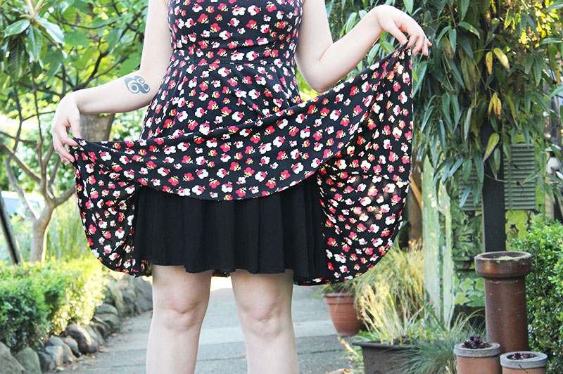 By Hand London Flora Dress