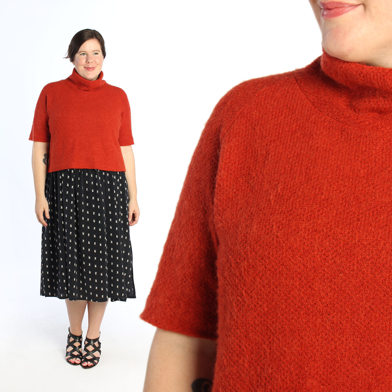 Elliot Sweater and Tee