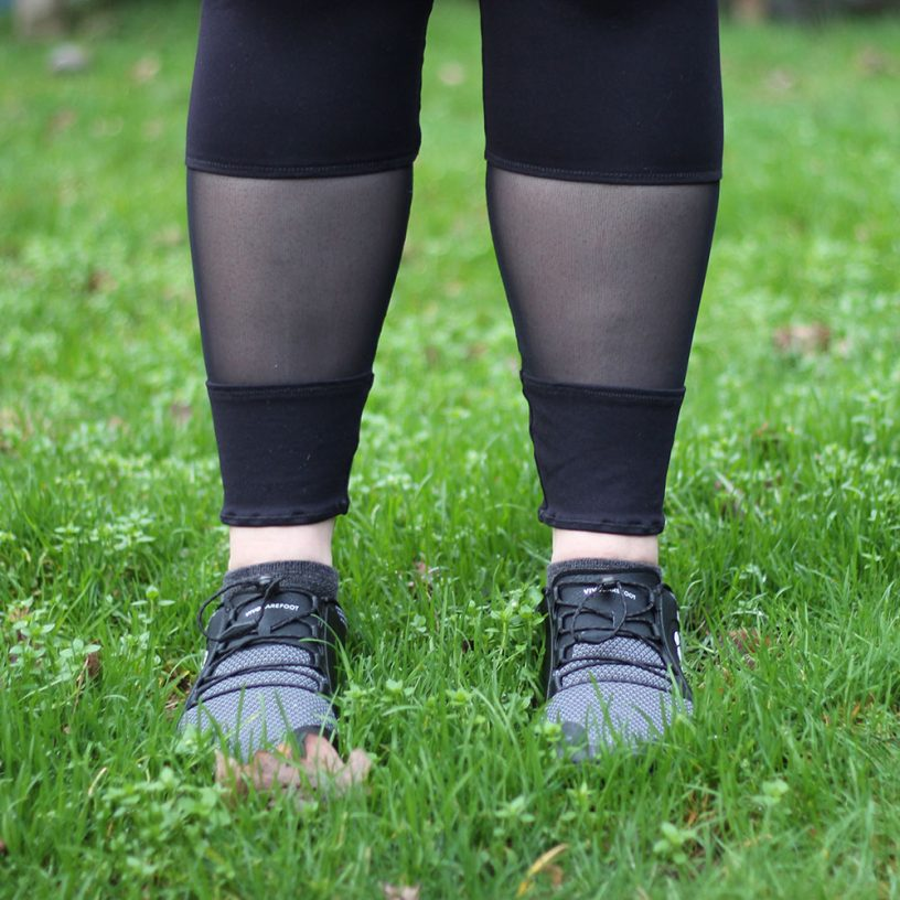 Avery Leggings Mesh Blocking or Color Blocking