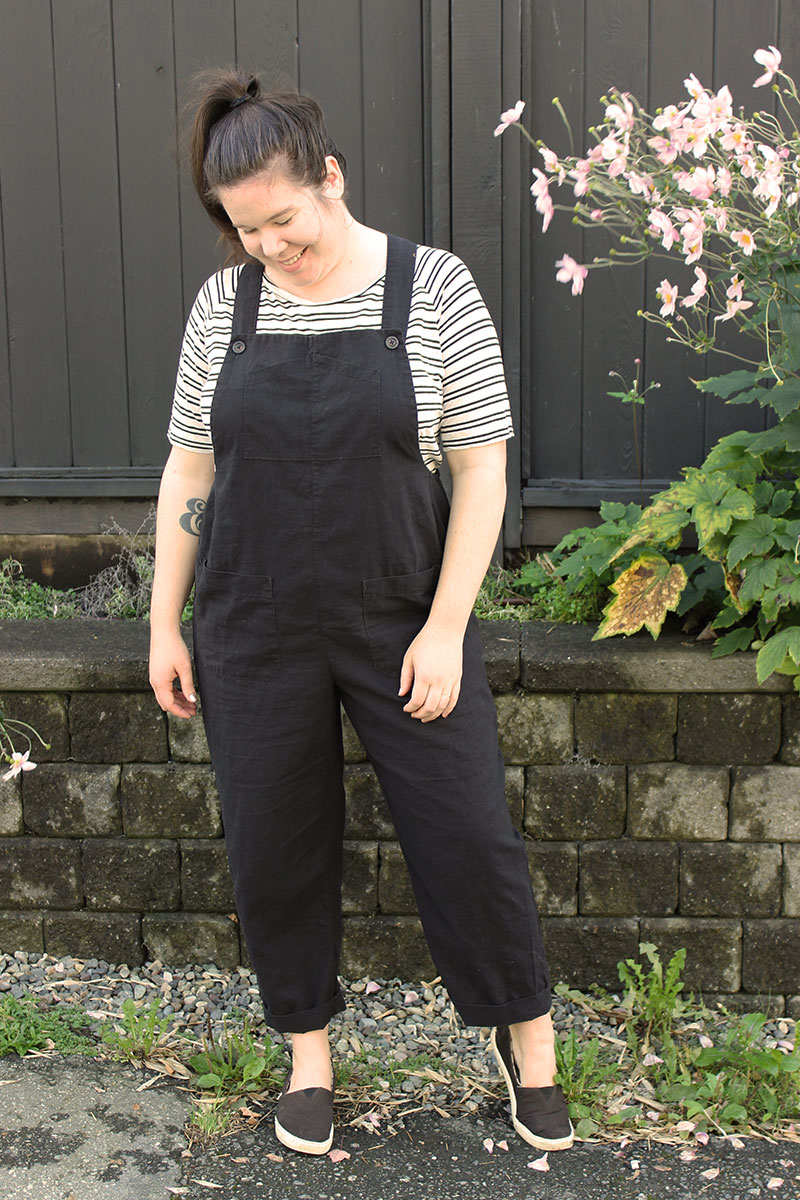 Classic Overalls Pattern by Helen's Closet