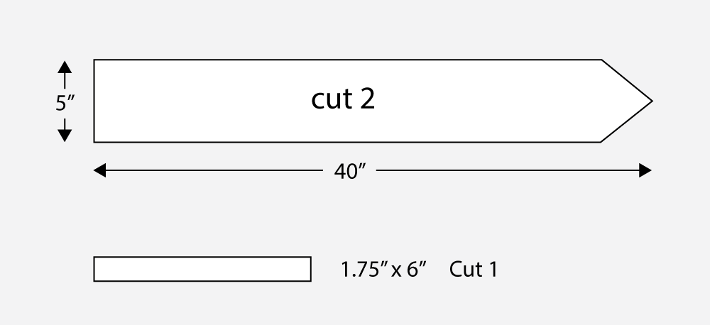 Self fabric waist tie drafting dimensions.