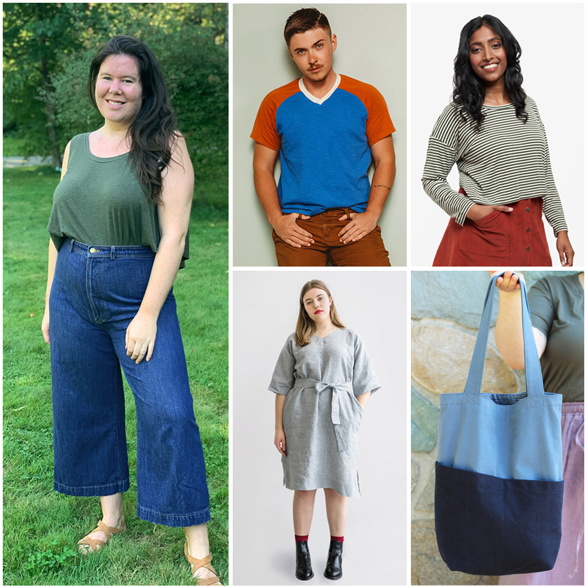 Our Top 10 Free Sewing Patterns List