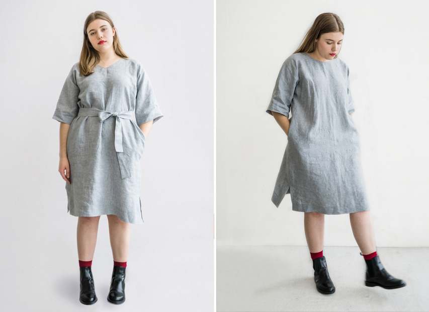 Free Dress Pattern: Everyday Dress from Peppermint Magazine