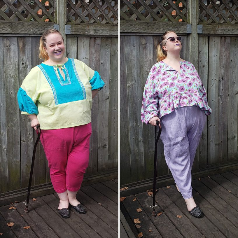 Andie's March Tops by Helen's Closet Patterns