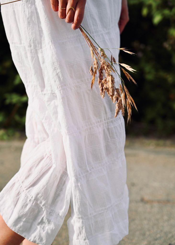 Candice's (@sewbakemake) Reynolds Dress Hack. Sewing Pattern from Helen's Closet Patterns