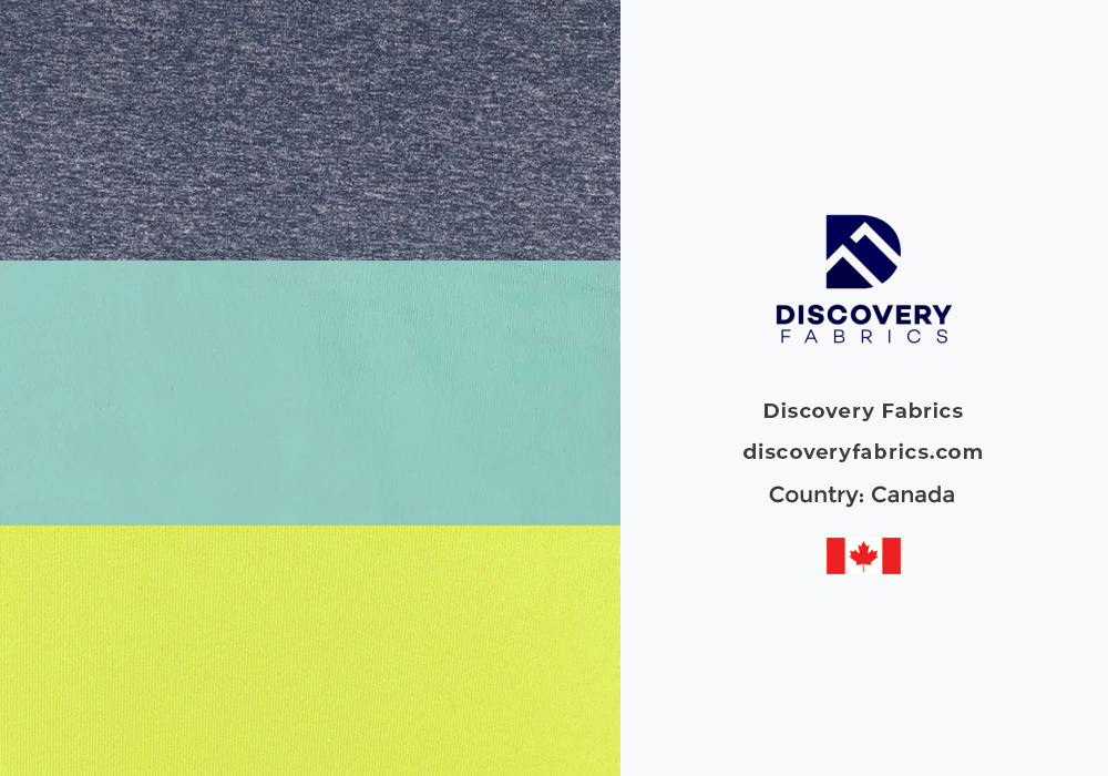 Discovery Fabrics Yoga Stretch
