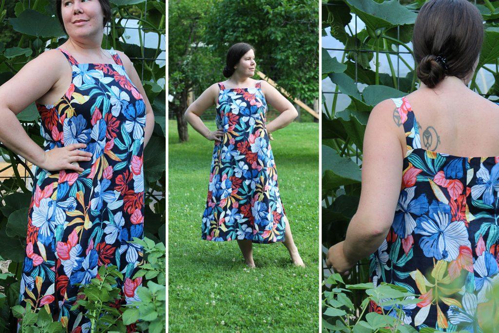 Original Reynolds Dress from Helen's Closet Patterns.