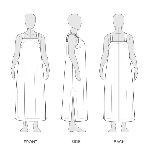Reynolds Top and Dress Sewing Pattern