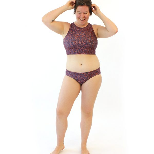 Sandpiper Swimsuit Sewing Pattern