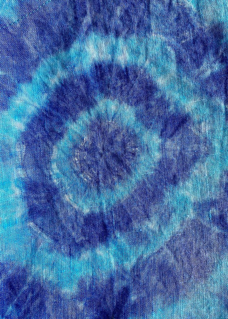 Tie-Dye Designs: Bullseyes or Concentric Circles