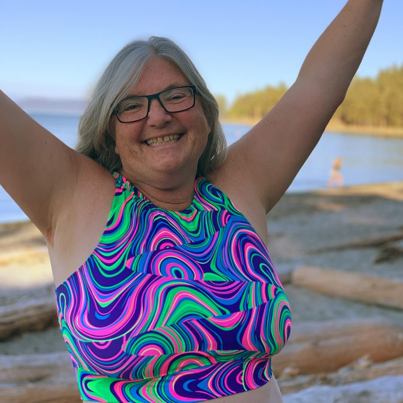 Laurie's Sandpiper Swimsuit from Helen's Closet