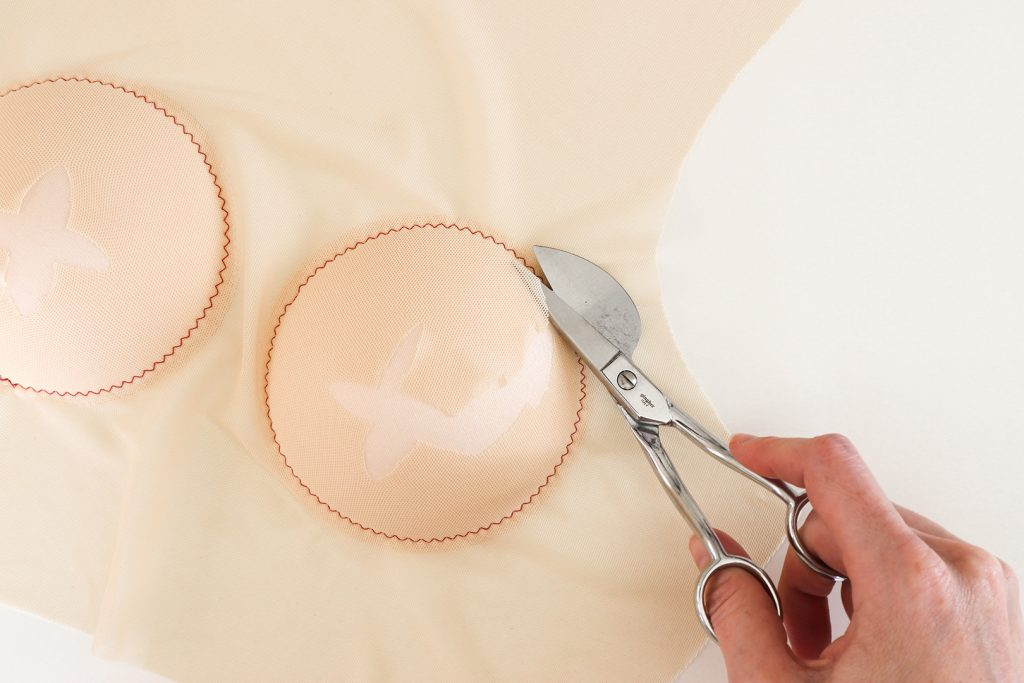 How to Add Foam Cups to the Sandpiper Swimsuit