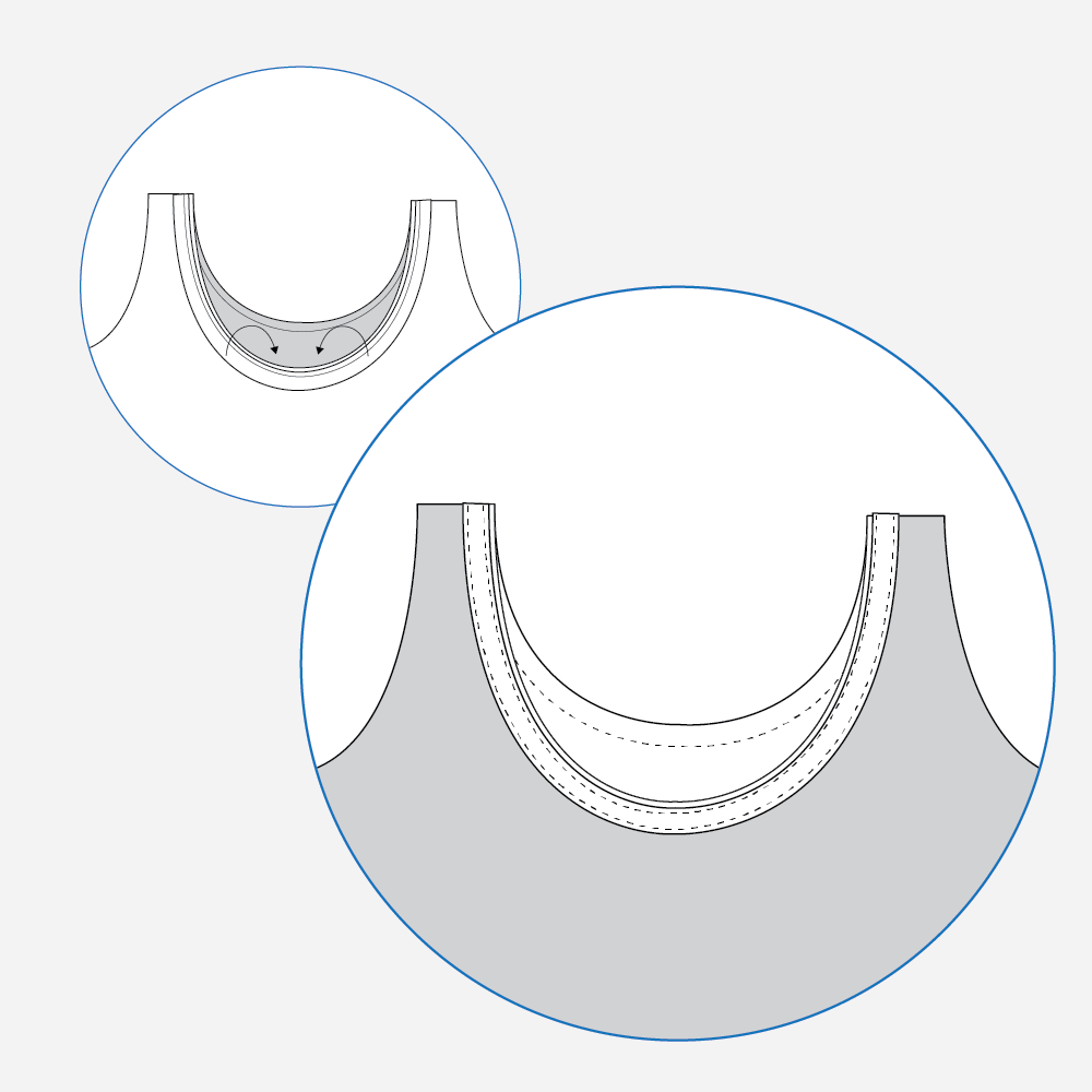 How to Make the Luna Tank in a Woven Fabric